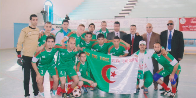 <span style='text-decoration: underline;'>Mostakbal Hai Sabah – Futsal - Oran  </span>:<br><span style='color:red;'>Petits moyens et grandes ambitions</span>