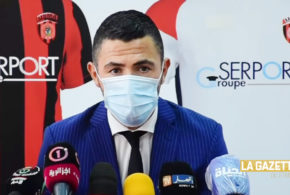 <span style='text-decoration: underline;'>USMA </span>:<br><span style='color:red;'>Anthar Yahia satisfait des conditions du stage à Mostaganem</span>